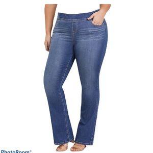 NWT Torrid Slim Boot Jean- Super Stretch